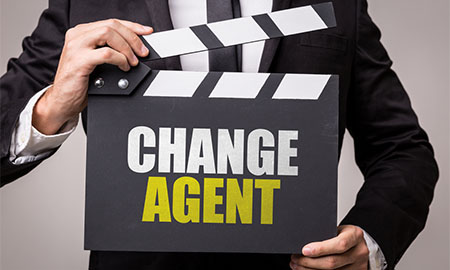 Change Agent to Strata Excellence