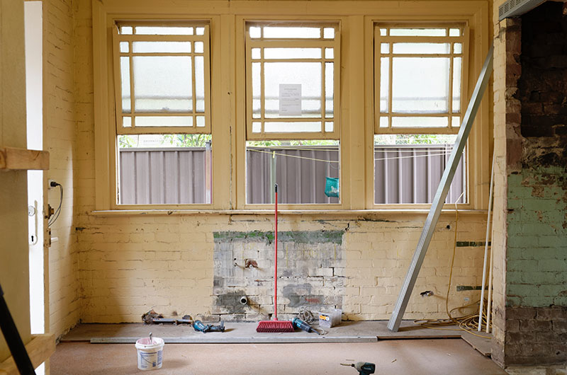 NSW Fair Trading Guide to Cosmetic, Minor and Major Renovations
