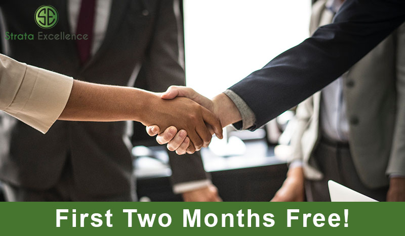 Strata Excellence are Giving New Clients 2 Months Free
